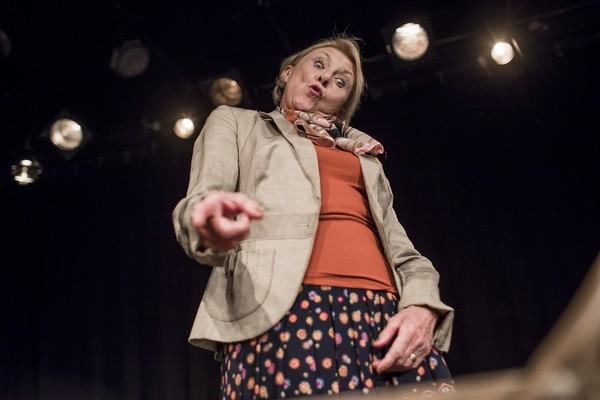 Esiintyjä Anne Nielsen